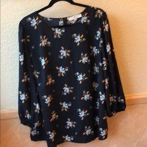 LOFT Plus Dress Shirt. size 16. Worn once.